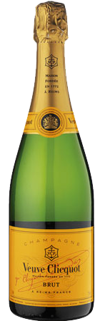 Veuve Clicquot Brut NV Champagne graphic