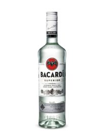 Bacardi Carta Blanca Rum graphic