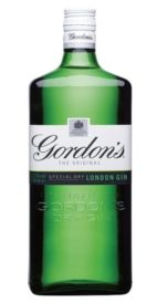 Gordon's Gin graphic