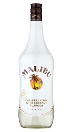 Malibu graphic