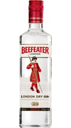 Beefeater London Dry Gin graphic