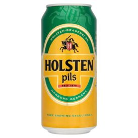 Holsten Pils graphic