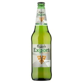Carlsberg Export graphic