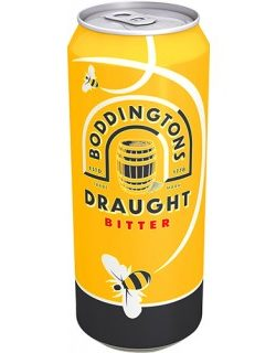 Boddingtons graphic
