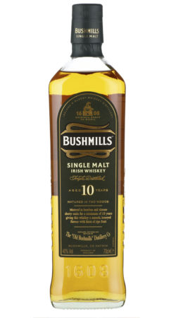 Bushmills graphic