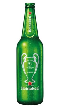 Heineken graphic