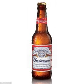 Budweiser graphic