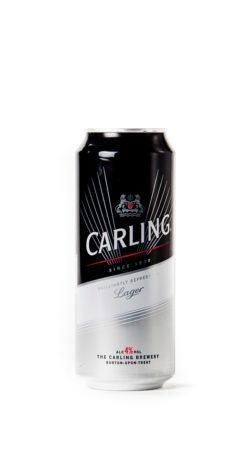 Carling graphic