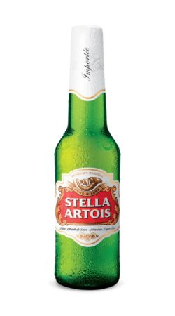 Stella Artois graphic