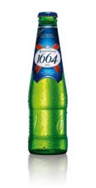 Kronenbourg 1664 graphic