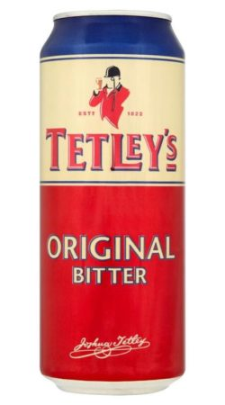 Tetley's graphic