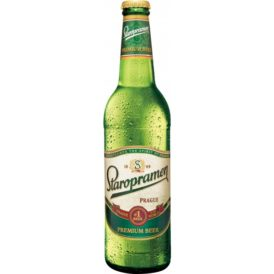 Staropramen graphic
